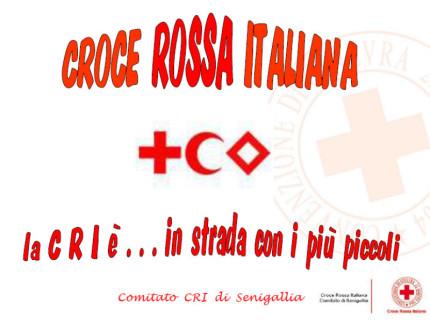 Corso educazione stradale Croce Rossa