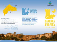 Barbara Events 2018