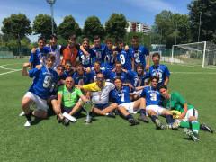ASD Senigallia calcio diventa campione provinciale