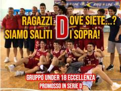 Squadra B Goldengas 2017-18