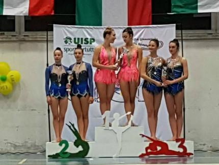 Polisportiva Senigallia sul podio nazionale