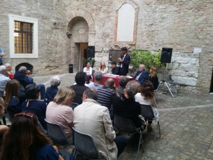 """Apertura mostra """"In Aria"""" di Lorenzo Cicconi Massi"""