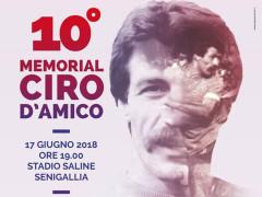 10° Memorial Ciro D'Amico