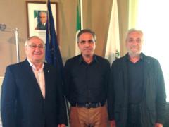 Vittorio De Salsi, Fausto Conigli, Domenico Ubaldi