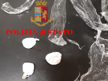 Sequestro di cocaina