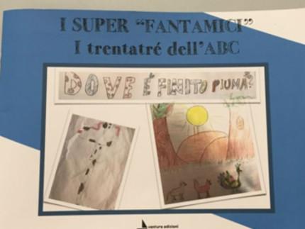 """""""I super fantamici"""", libro"""