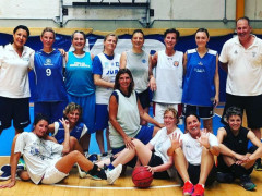 Italia Over 40-50 basket