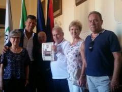 ricevuta in Comune una delegazione dell'Auser di Mirano