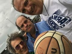 Luciano De Palo, Paolo Santini, Roberto Tortù