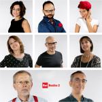 I protagonisti di Radio 2 Rai al Caterraduno 2018