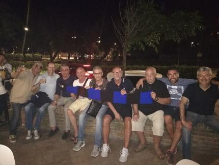 Membri dell'Inter Club Senigallia