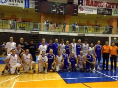 Italia Over 55 basket