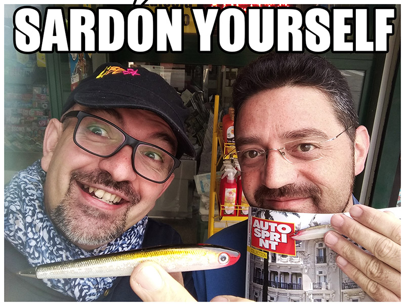 La Sardon Pen e i suoi fan