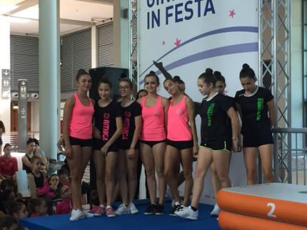 Polisportiva Senigallia non delude le aspettative ai campionati italiani FGI