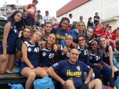 Squadra Under 14 femminile della Pallavolo Senigallia