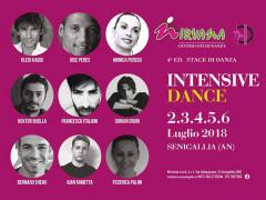 4° Stage Internazionale Intensive Dance al Nirvana di Senigallia