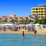 L'hotel Turistica di Senigallia