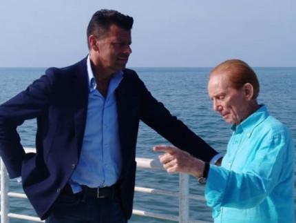 """Osvaldo Bevilacqua, il conduttore della trasmissione di Rai 2 """"Sereno Variabile"""""""