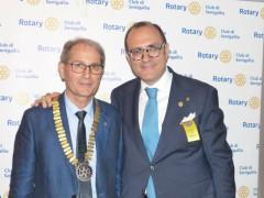 Learco Perini presidente Rotary