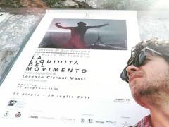 Lorenzo Cicconi Massi a Capri