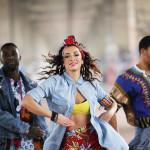 Francesca Maria nel video di Jambo Funkey