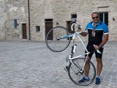 rubata la bici anche al consigliere Paradisi