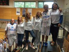 Sette senigalliesi al Fimba Maxibasket European Championship
