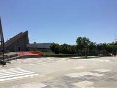 Piazza Passo Ripe, chiesa Passo Ripe