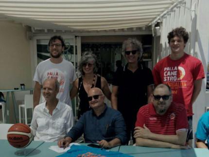 Gabriele Crescenzi (in alto a destra)
