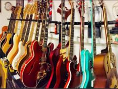 Chitarra, rock, musica
