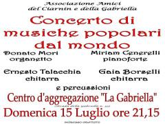 Concerto alla Gabriella