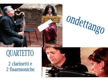 """Quartetto """"Namaste"""" al Musica Nuova Festival"""
