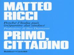 Presentazione libro di Matteo Ricci