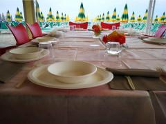 Piatti e stoviglie compostabili ed ecologici proposti da Asso Senigallia