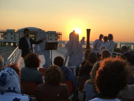 l'alba alla Rotonda con la maratona dedicata a Bach