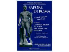 """Terzo appuntamento con """"Sapore di Roma"""""""