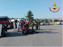 Incidente a Castellaro