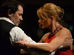 Daniela Serrani protagonista di un tango