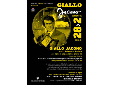 "la mostra ""Giallo Jacono"""