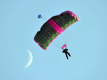 paracadute, paracadutisti
