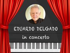 Il pianistra Eduardo Delgado in concerto a Ostra