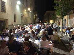 Cena per i soci del Circolo La Fenice di Senigallia