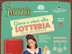 Lotteria pro Filo d'Oro organizzata insieme al Summer Jamboree