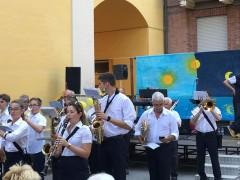 La Banda Musicale Città di Senigallia alla festa dei nonni 2018