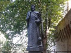 Statua Federico II a Jesi