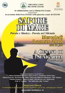 Locandina di Sapore di Mare al Cesano