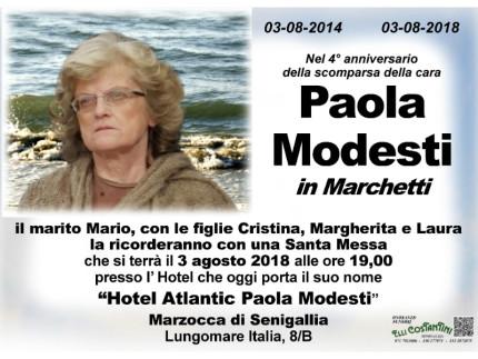 Paola Modesti in Marchetti