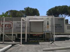 Risonanza Magnetica Mobile all'ospedale di Senigallia