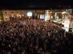Foro Annonario gremito per il Summer Jamboree 2018