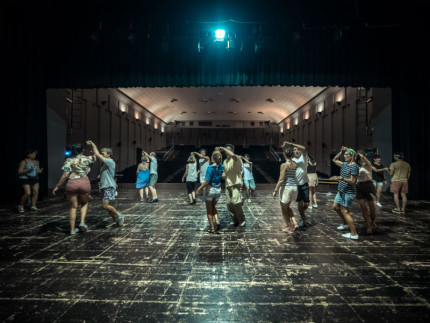 Dance Camp alla Fenice - Summer Jamboree 2018